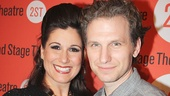 Little Miss Sunshine alum Stephanie J. Block and her husband, House of Cards star Sebastian Arcelus.