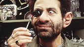 Before Monk, Act One's Tony Shalhoub played alien pawn store owner Jeebs in the Men in Black movies.