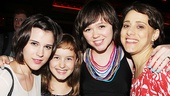 Drama Circle Awards - OP - 5/14 - Alexandra Socha - Sydney Lucas - Emily Skeggs - Judy Kuhn