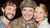 A Gentleman's Guide to Love and Murder - Backstage - OP - 5/14 - Hugh Dancy -  Jefferson Mays - Claire Danes