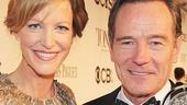 Tony Awards - OP - 6/14 - Anna Gunn - Bryan Cranston