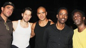 Bobby Cannavale - Ben Thompson - Christopher Jackson - Chris Rock - Saul Williams