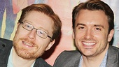 Anthony Rapp (Lucas) and James Snyder.
