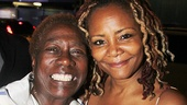 Holler If Ya Hear Me - Tupac's Birthday - Mom - Afeni Shakur - Backstage - OP - 6/14 - Afeni Shakur - Tonya Pinkins