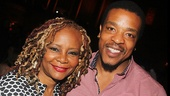 Tonya Pinkins - Russell Hornsby