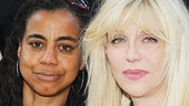 Public Theater Gala - 2014 - OP - 6/14 - Suzan-Lori Parks - Courtney Love