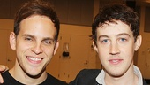 The Curious Incident of the Dog in the Night-Time - Meet and Greet - OP - 7/14 - Taylor Trensch - Alexander Sharp