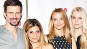 Money Shot stars Frederick Weller, Callie Thorne, Heather Graham and Gia Crovatin.