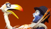 Jeffrey Kuhn as Zazu in The Lion King