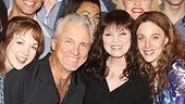 The cast of Beautiful rallies around Pat Benatar and Neil Giraldo.
