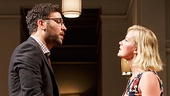 Disgraced - SHow Photos - 10/14 - Josh Radnor - Gretchen Mol
