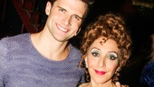 Broadway alums Kyle Dean Massey and Andrea Martin are thrilled to be reunited on tour!