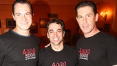 Jersey Boys - 4,000 Performances - 7/15 - Matt Bogart