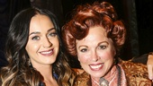Finding Neverland - Backstage - 8/15 - Katy Perry - Carolee Carmello