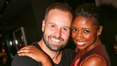 Les Miserables - Alfie Boe - First Performance - wide - 8/15 - Alfie Boe and Montego Glover