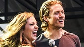 Elsie Fest - 9/15 - Laura Osnes and Aaron Tveit