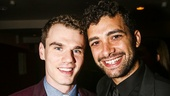 Spring Awakening - Opening - 9/15 - Jay Armstrong Johnson and Michael Millan