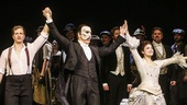 Phantom of the Opera - 28th Anniversary - 1/16 - Jeremy Hays, James Barbour and Julia Udine