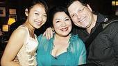 2008 Tony Awards After Parties - South Pacific - Li Jun Li - Skip Sudduth - Loretta Ables Sayre