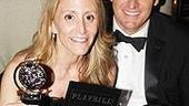 2008 Tony Awards After Parties - In the Heights - Jill Furman - husband Richard Willis