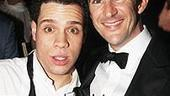2008 Tony Awards After Parties - In the Heights - Robin De Jesus - Andy Blankenbuehler
