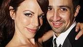 2008 Tony Awards After Parties - In the Heights - Leslie Kritzer - Lin-Manuel Miranda