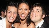 2008 Tony Awards After Parties - In the Heights - Frankie James Grande - Merle Dandridge - Stephen Oremus