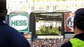 Jersey Boys at Yankee Stadium - Jumbotron