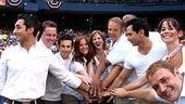 Jersey Boys at Yankee Stadium - Cast