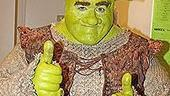 Shrek Opens in Seattle - Brian d'Arcy James (Shrek)