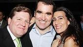 Shrek Opens in Seattle - David Lindsay-Abaire - Brian d'Arcy James - Jeanine Tesori