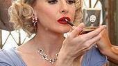 White Christmas Photo Shoot - Meredith Patterson (lipstick)