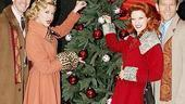 White Christmas Tree Trimming - Stephen Bogardus - Kerry O'Malley - Jeffry Denman - Meredith Paterson