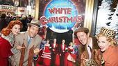 White Christman Tree Trimming - Stephen Bogardus - Kerry O'Malley - Jeffry Denman - Meredith Paterson