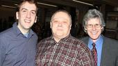 White Christmas Meet and Greet  Rob Berman  Bruce Pomahac  Ted Chapin