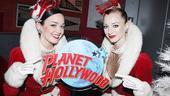 The Rockettes at Planet Hollywood – Rockettes