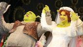 Shrek the Musical Opening Night – Brian d'Arcy James – Sutton Foster