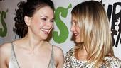 Shrek the Musical Opening Night  Sutton Foster  Cameron Diaz