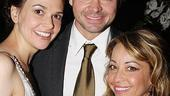 Shrek the Musical Opening Night  Sutton Foster  Hunter Foster  Jennifer Cody