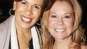 Shrek the Musical Opening Night   Hoda Kotb  Kathie Lee Gifford