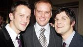 Shrek the Musical Opening Night  Jeff Whitty  Jason Moore  Stephen Oremus