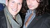 Wilson and Maguire at Rock of Ages  Patrick Wilson  Constantine Maroulis