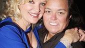 Christine Ebersole at Café Carlyle – Christine Ebersole - Rosie O'Donnell