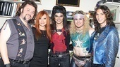 Tori Amos at Rock of Ages  Jay Klaitz  Tori Amos  Jeremy Woodard Mitchell Jarvis  Joey Taranto