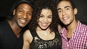 Jordin Sparks party  Clifton Oliver - Jordin Sparks  Kyle Beltran