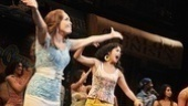 In the Heights Closing Night – Andrea Burns – Courtney Reed