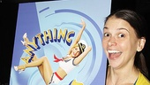 Anything Goes Press rehearsal – Sutton Foster