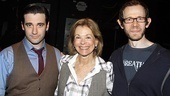 Anything Goes Press rehearsal – Colin Donnell – Jessica Walter – Adam Godley