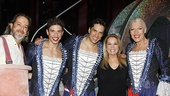 C. David Johnson - Nick Adams - Kathie Lee Gifford - Will Swenson - Tony Sheldon 2
