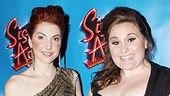 Sister Act Opening Night   Marla Mindelle  Sarah Bolt